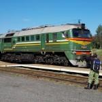Удивительное рядом: поездка по «странной» железной дороге Верейцы — Гродзянка
