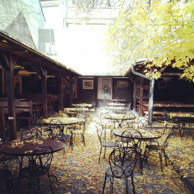 Лучший ресторан столицы Литвы - The Old Green House