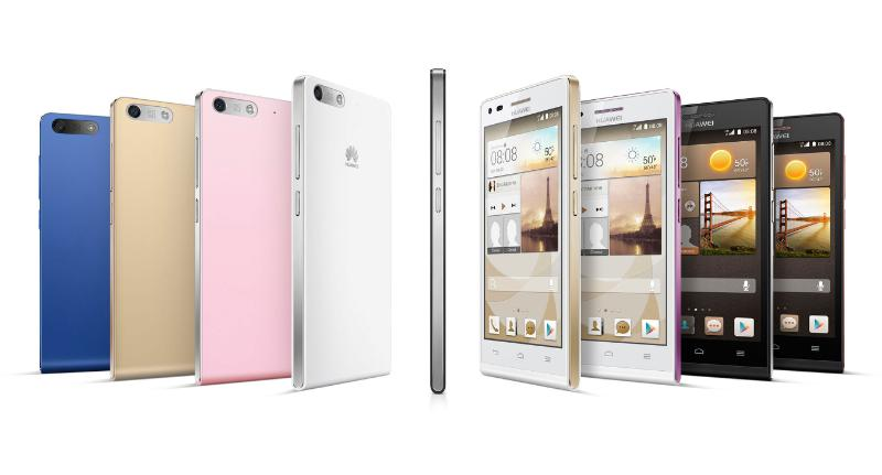 HUAWEI CONSUMER BUSINESS GROUP ASCEND