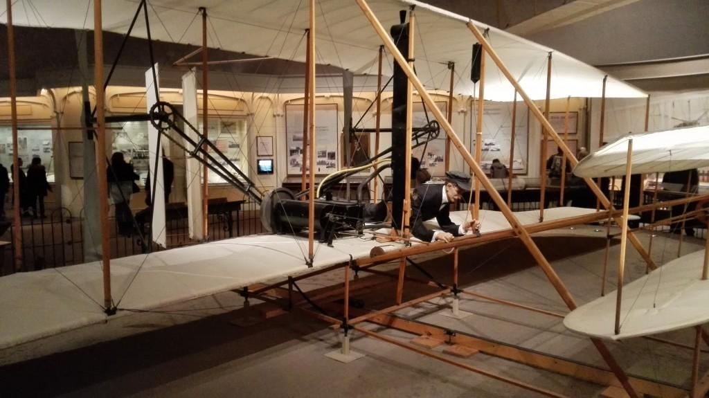 Самолет братьев Райт (копия)