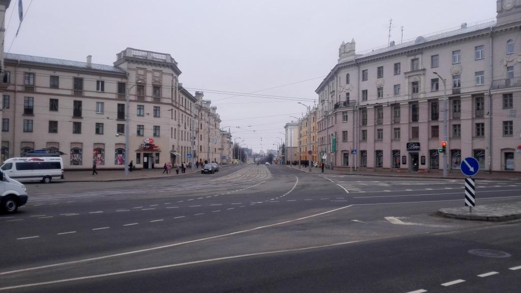 Угол Ульяновской и Привокзальной площади