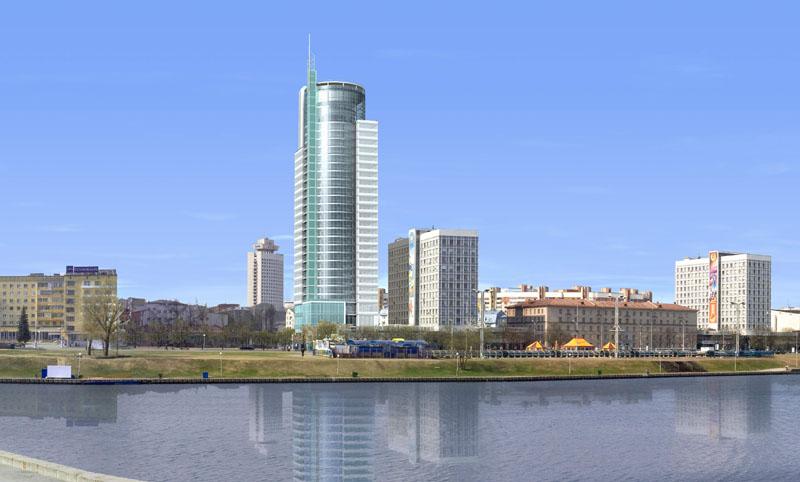 Полет белорусской архитектурной мысли