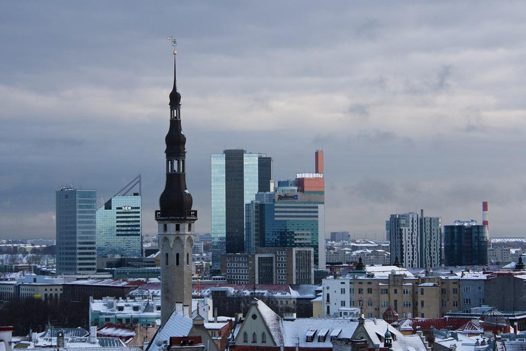 Высотки Таллинна