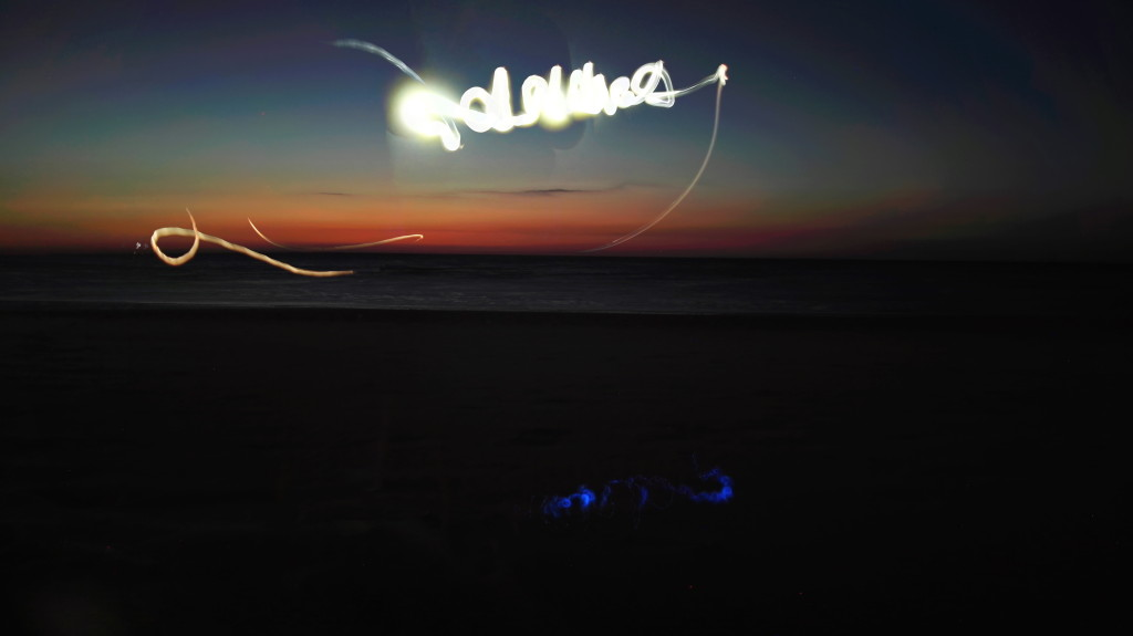 Это на самом деле слово Palanga. А вы что подумали? :)