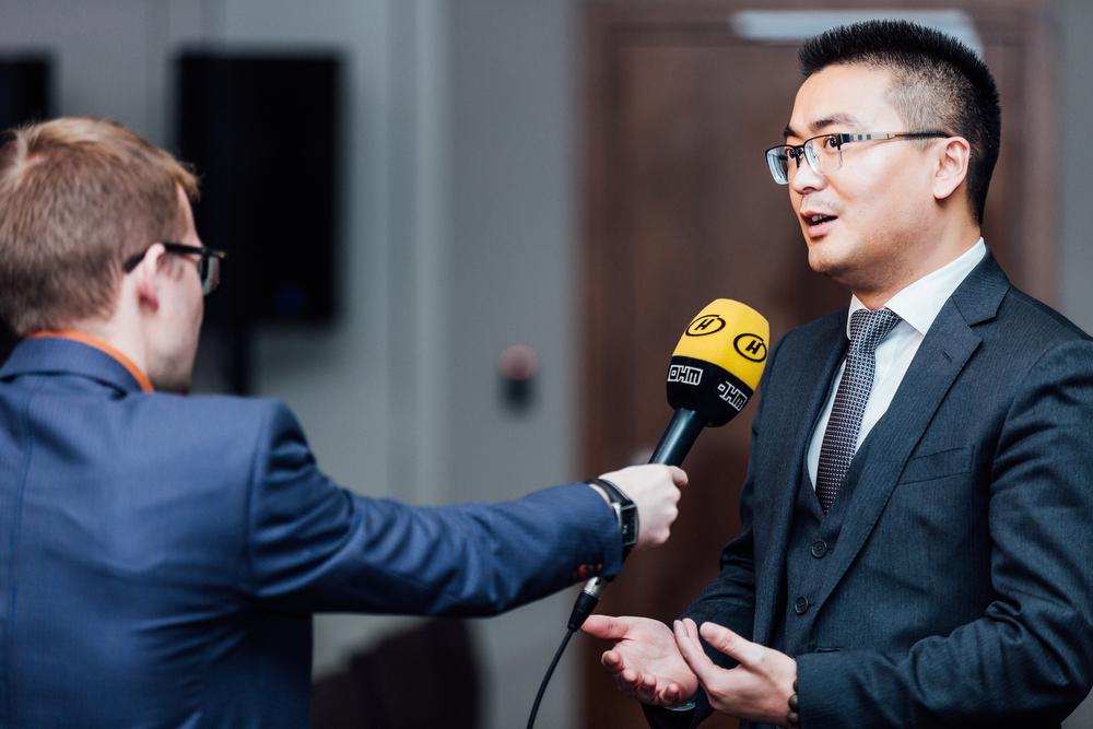 Фу Хаоюй, заместитель генерального директора белорусского Huawei