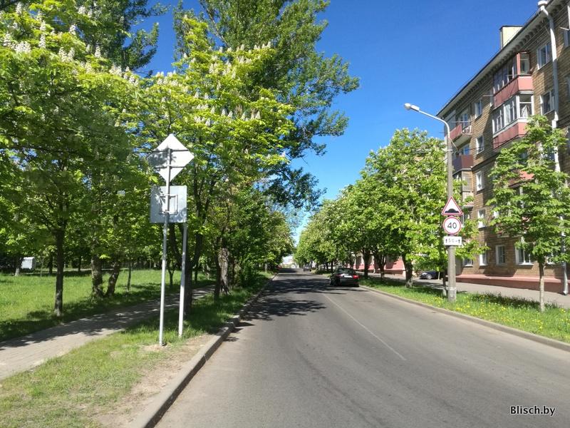Цветущий переулок Козлова